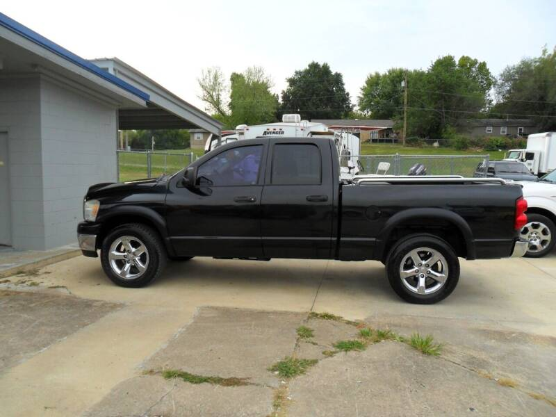 2008 Dodge Ram Pickup 1500 for sale at C MOORE CARS in Grove OK