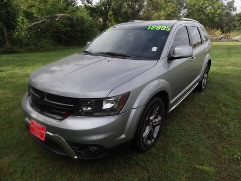 2015 Dodge Journey for sale at John's Auto Sales in Council Bluffs IA