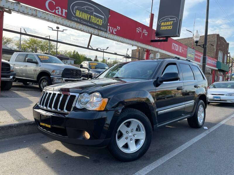 2008 Jeep Grand Cherokee for sale at Manny Trucks in Chicago IL