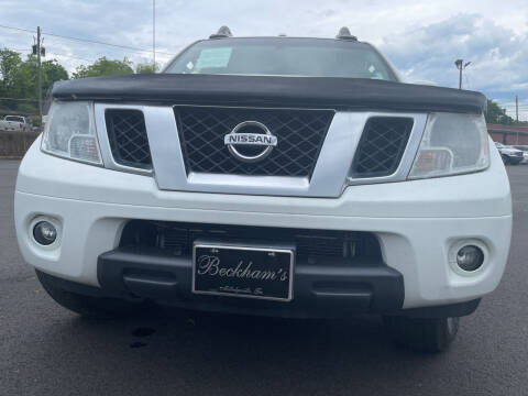 2013 Nissan Frontier for sale at Beckham's Used Cars in Milledgeville GA