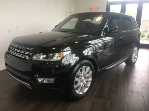 2016 Land Rover Range Rover Sport for sale at Shedlock Motor Cars LLC in Warren NJ