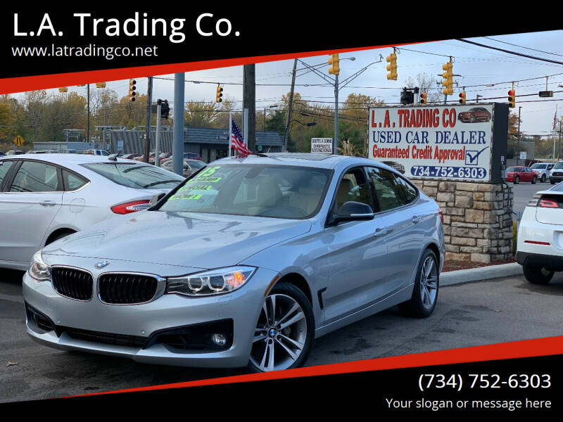 2015 BMW 3 Series for sale at L.A. Trading Co. in Woodhaven MI