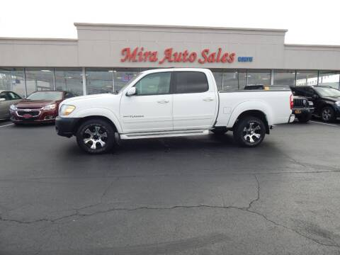 2005 Toyota Tundra for sale at Mira Auto Sales in Dayton OH
