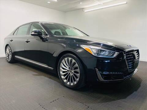 2019 Genesis G90 for sale at Champagne Motor Car Company in Willimantic CT