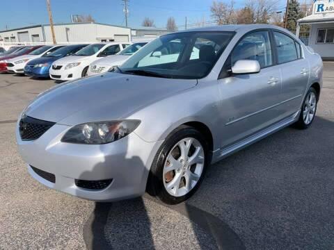 2007 Mazda MAZDA3 for sale at RABI AUTO SALES LLC in Garden City ID