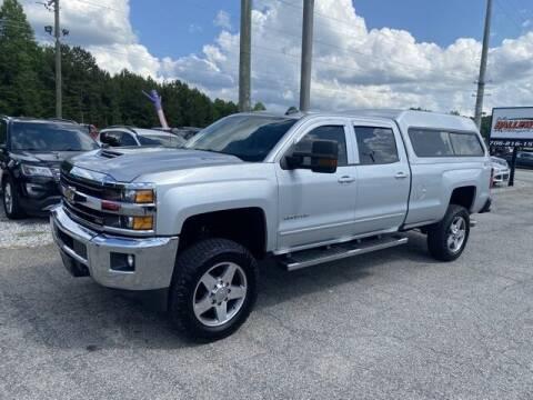 2018 Chevrolet Silverado 2500HD for sale at Billy Ballew Motorsports in Dawsonville GA
