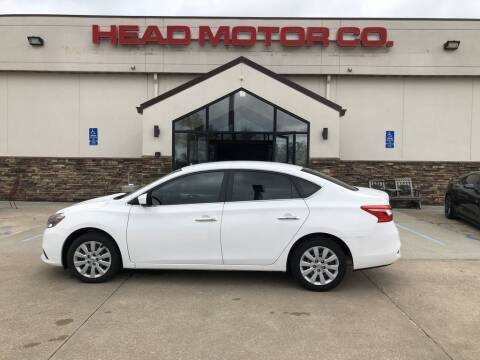 2018 Nissan Sentra for sale at Head Motor Company - Head Indian Motorcycle in Columbia MO