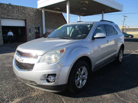 2011 Chevrolet Equinox for sale at Sunrise Auto Sales in Liberal KS