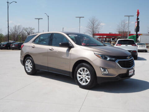 2018 Chevrolet Equinox for sale at SIMOTES MOTORS in Minooka IL