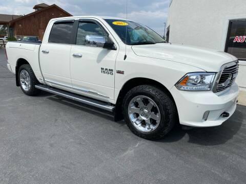 2017 RAM Ram Pickup 1500 for sale at Salida Auto Sales in Salida CO
