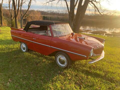 1964 Amphicar Model 770 for sale at Erics Muscle Cars in Clarksburg MD