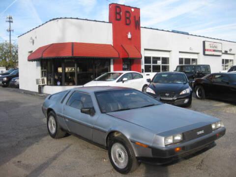 1981 DeLorean DMC-12 for sale at Best Buy Wheels in Virginia Beach VA
