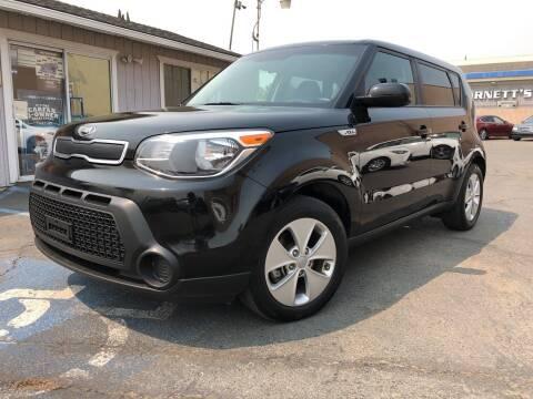 2016 Kia Soul for sale at Cars 2 Go in Clovis CA