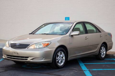 2004 Toyota Camry for sale at Carland Auto Sales INC. in Portsmouth VA