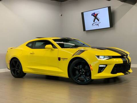2017 Chevrolet Camaro for sale at TX Auto Group in Houston TX