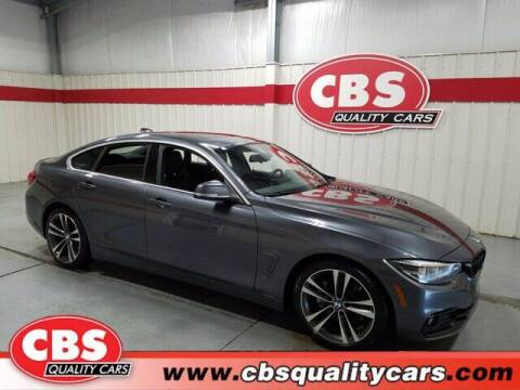 2020 BMW 4 Series for sale at CBS Quality Cars in Durham NC