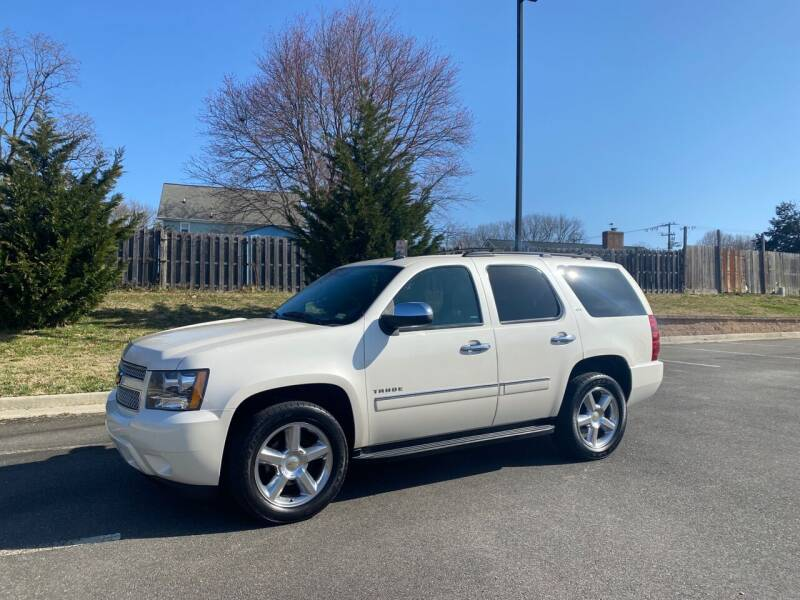 2013 Chevrolet Tahoe for sale at Superior Wholesalers Inc. in Fredericksburg VA