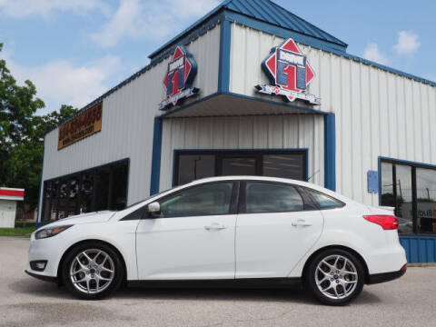 2015 Ford Focus for sale at DRIVE 1 OF KILLEEN in Killeen TX