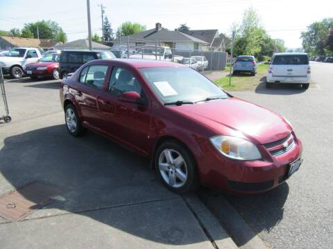 2007 Chevrolet Cobalt for sale at Car Link Auto Sales LLC in Marysville WA