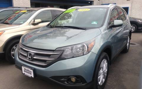 2012 Honda CR-V for sale at DEALS ON WHEELS in Newark NJ