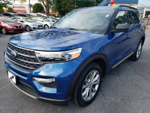 2020 Ford Explorer for sale at Hi-Lo Auto Sales in Frederick MD