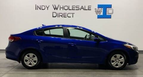 2017 Kia Forte for sale at Indy Wholesale Direct in Carmel IN