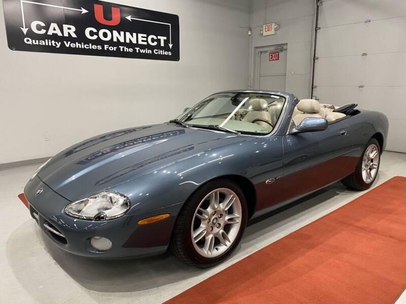 2001 Jaguar XK-Series XK8
