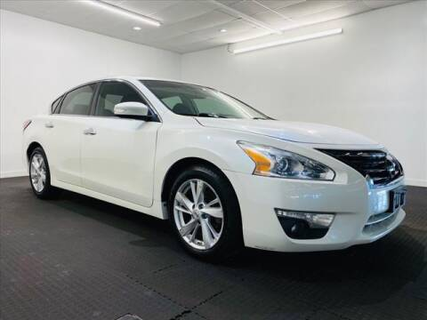 2014 Nissan Altima for sale at Champagne Motor Car Company in Willimantic CT