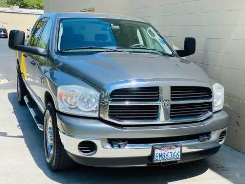 2008 Dodge Ram Pickup 2500 for sale at Auto Zoom 916 Rancho Cordova in Rancho Cordova CA