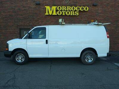 2010 Chevrolet Express Cargo for sale at Morrocco Motors in Erie PA