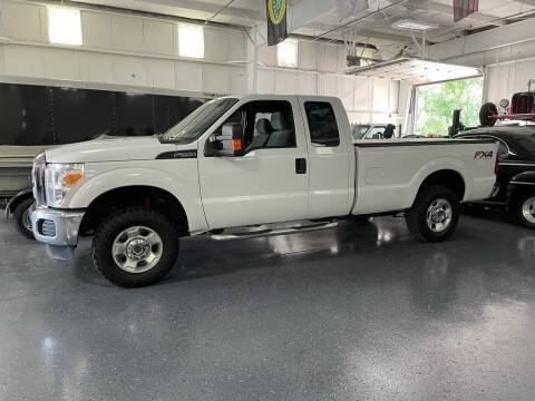 2015 Ford F-250 Super Duty for sale at Luxury Auto Finder in Batavia IL