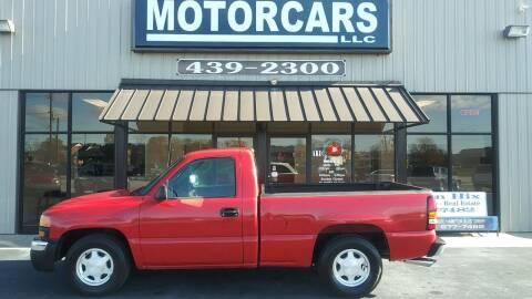 2003 GMC Sierra 1500 for sale at MotorCars LLC in Wellford SC