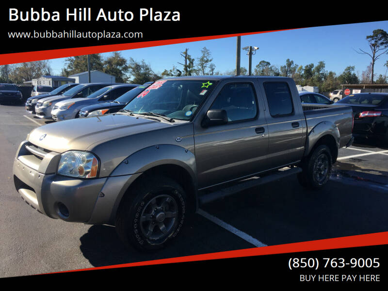 2004 Nissan Frontier for sale at Bubba Hill Auto Plaza in Panama City FL