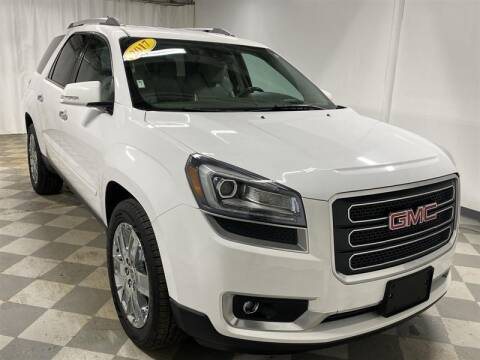 2017 GMC Acadia Limited for sale at Mr. Car LLC in Brentwood MD