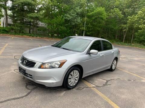 2009 Honda Accord for sale at Pristine Auto in Whitman MA