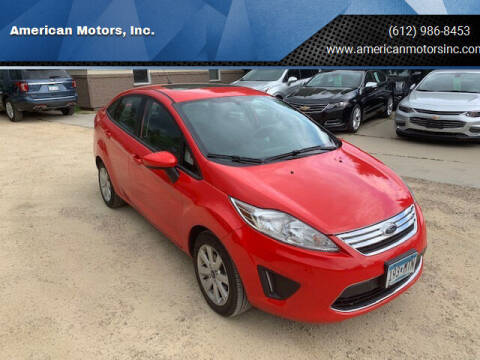 2012 Ford Fiesta for sale at American Motors, Inc. in Farmington MN