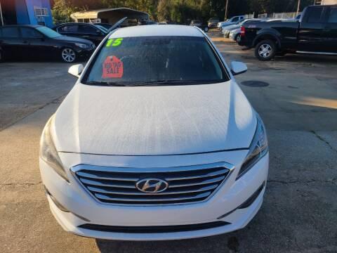 2015 Hyundai Sonata for sale at Emma Automotive LLC in Montgomery AL