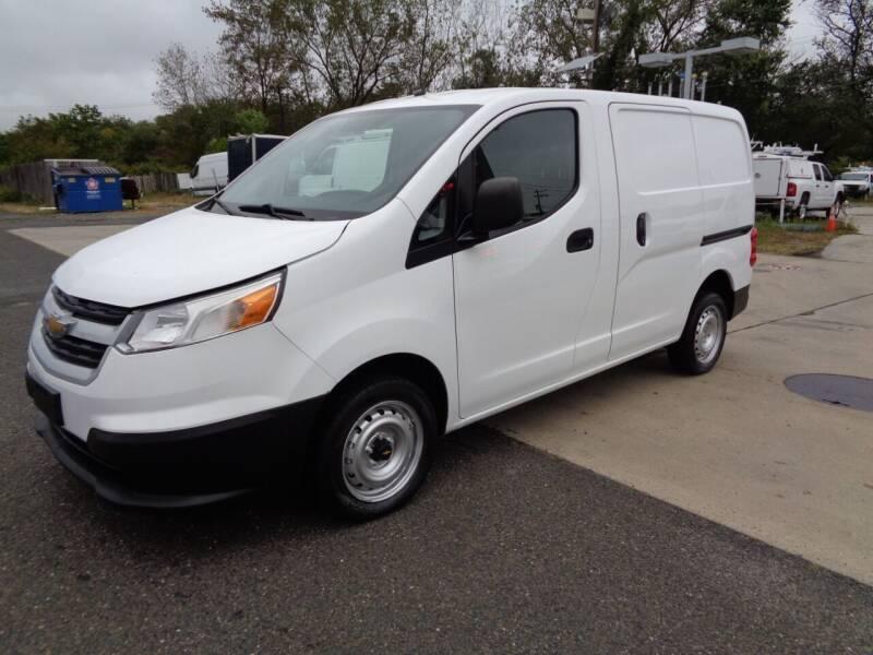 2015 Chevrolet City Express Cargo LS 4dr Cargo Mini-Van - Palmyra NJ