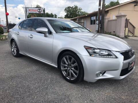 2014 Lexus GS 350 for sale at Auto A to Z / General McMullen in San Antonio TX