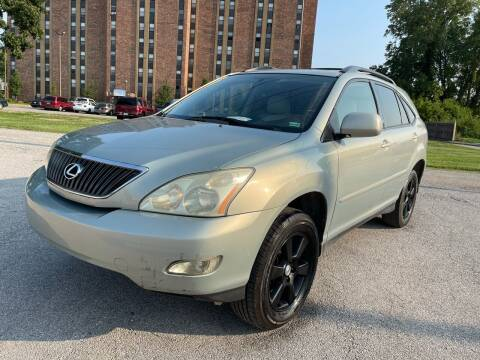 2004 Lexus RX 330 for sale at Supreme Auto Gallery LLC in Kansas City MO
