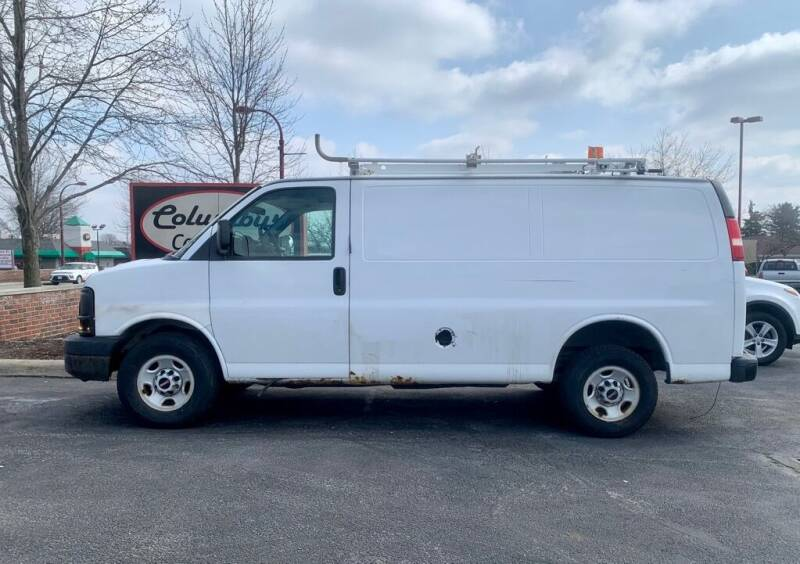 2007 GMC Savana Cargo for sale at Columbus Car Trader in Reynoldsburg OH