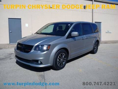 2015 Dodge Grand Caravan for sale at Turpin Dodge Chrysler Jeep Ram in Dubuque IA
