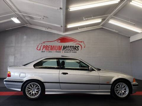 1998 BMW 3 Series for sale at Premium Motors in Villa Park IL