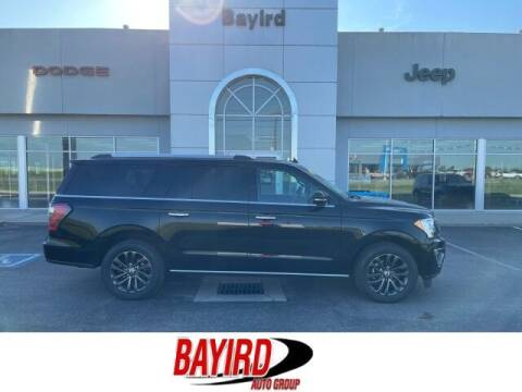 2020 Ford Expedition MAX for sale at Bayird Truck Center in Paragould AR