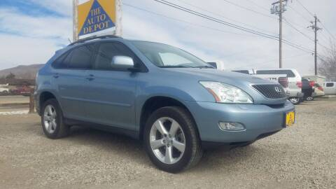 2006 Lexus RX 330 for sale at Auto Depot in Carson City NV