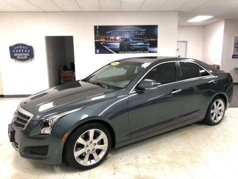 2013 Cadillac ATS for sale at Used Car Outlet in Bloomington IL