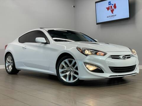 2014 Hyundai Genesis Coupe for sale at TX Auto Group in Houston TX