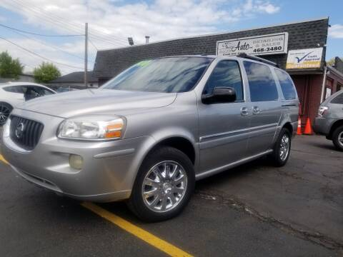 2007 Buick Terraza for sale at DALE'S AUTO INC in Mt Clemens MI
