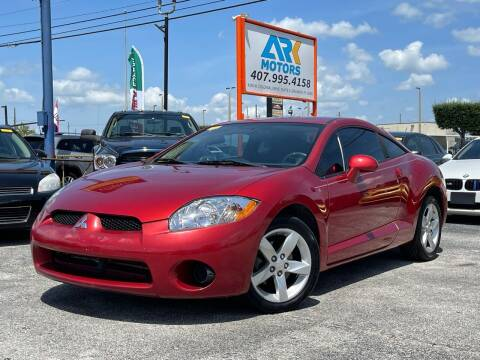2008 Mitsubishi Eclipse for sale at Ark Motors LLC in Orlando FL