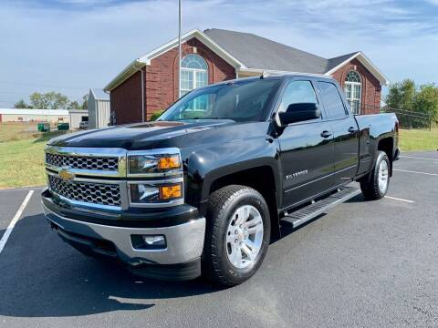 2015 Chevrolet Silverado 1500 for sale at HillView Motors in Shepherdsville KY